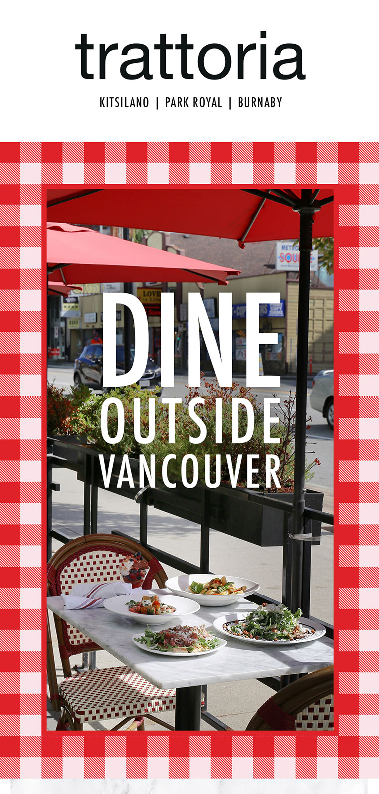 Dine Outside Vancouver